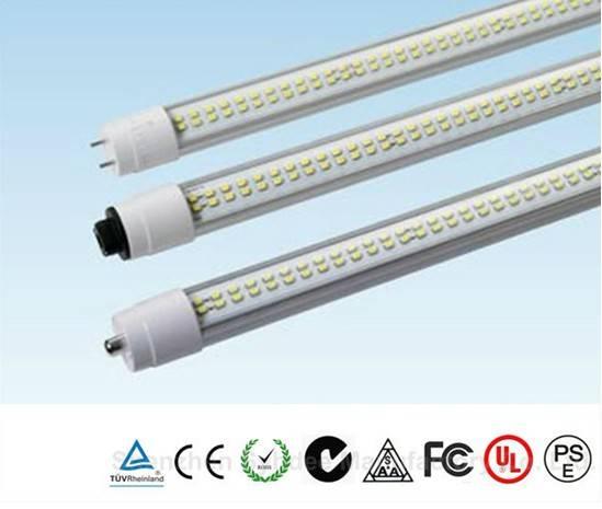 led linear tube light lamp bulb 8 feet 2400mm 36W single one pin FA8 R17D or twon pin G13