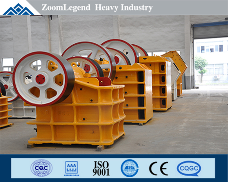High quality PE jaw crusher for sale