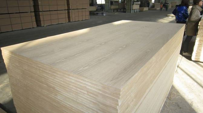 Indoor Usage First-Class Grade Plywood