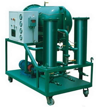 Diesel Fuel Oil Flushing Machine