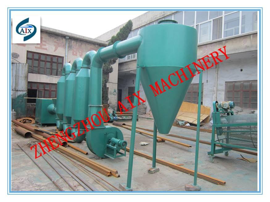 sawdust dryer machine