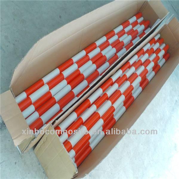 fiberglass insulated tube,fiberglass telescopic tube,xinbo