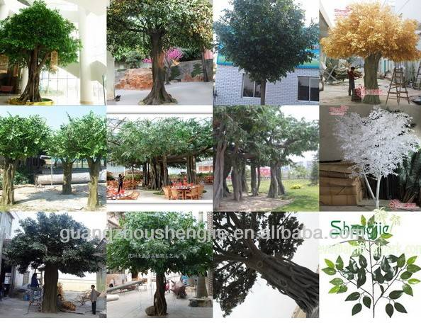 artificial banyan tree(with any style as you want)