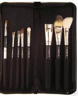 TOP Quality MAC 8pc brush