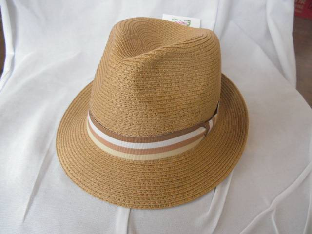 supply straw hat, paper dress cap