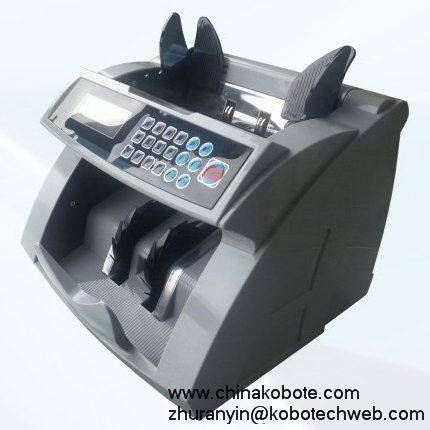 Kobotech KB-6200 Cheap Front Feeding Currency Counter Bill Money Cash Note Counting Machine