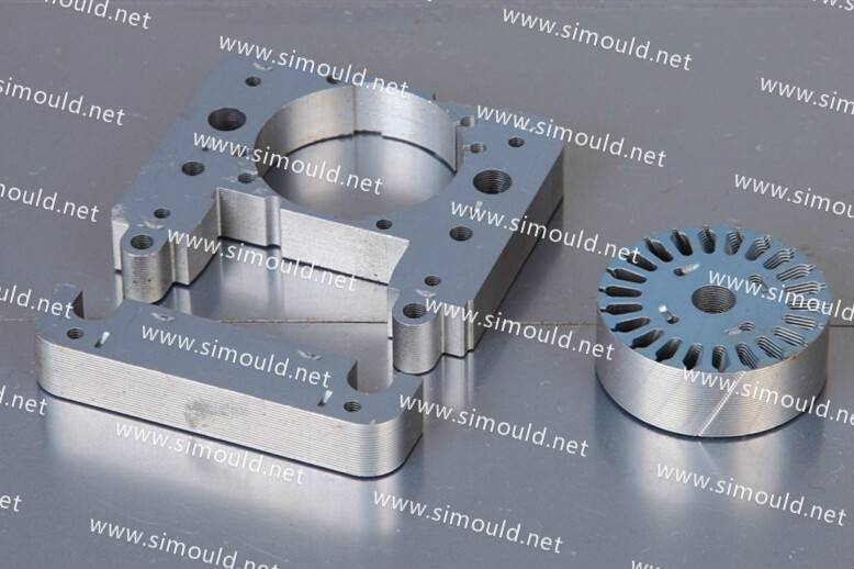 Sell Simould Electrical Stampings