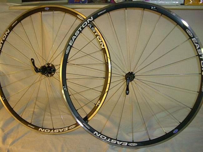 Velomax Circuit Rear HUB Bearing set Bicycle Ball Bearings Rolling Easton