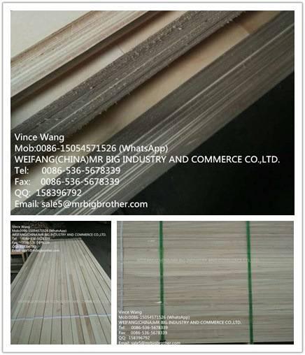 Laminated Veneer Lumber funiture grade