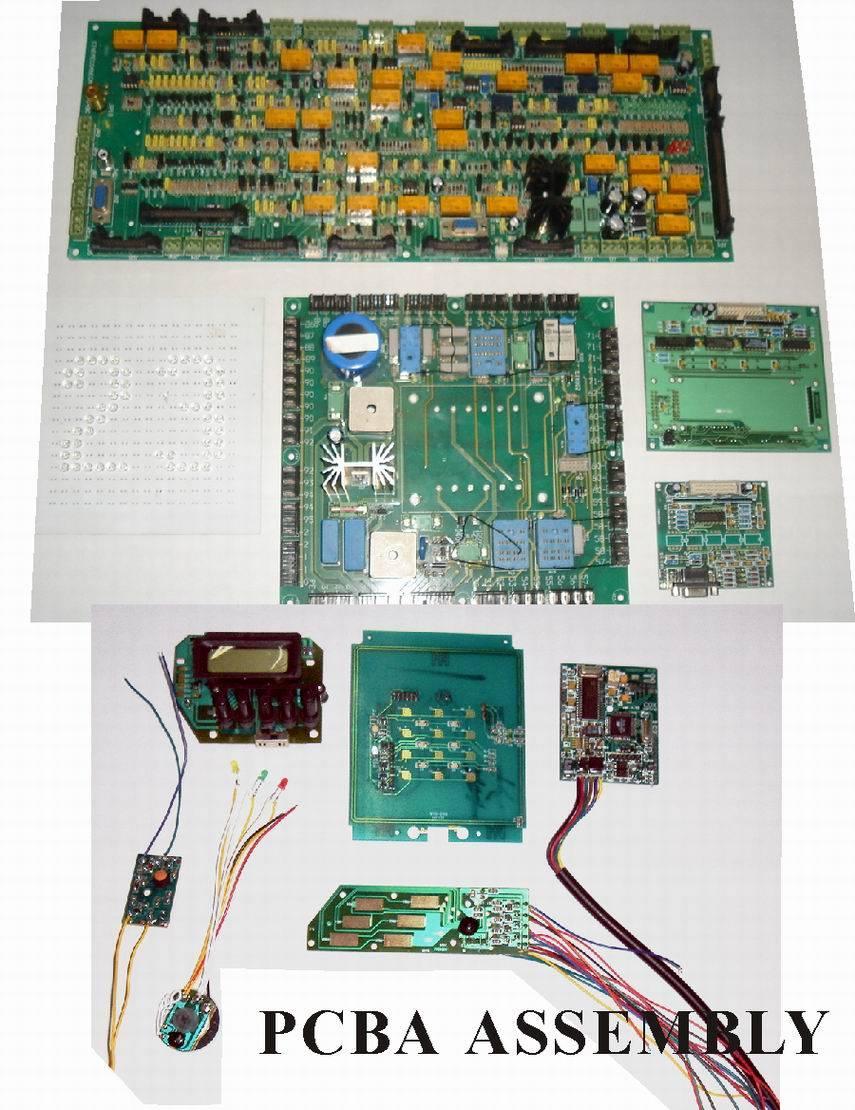 PCBA assembly