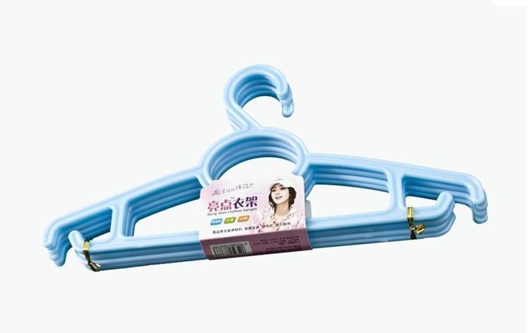 child plastic hanger