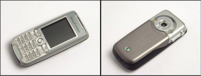 Sony-Ericsson  k500
