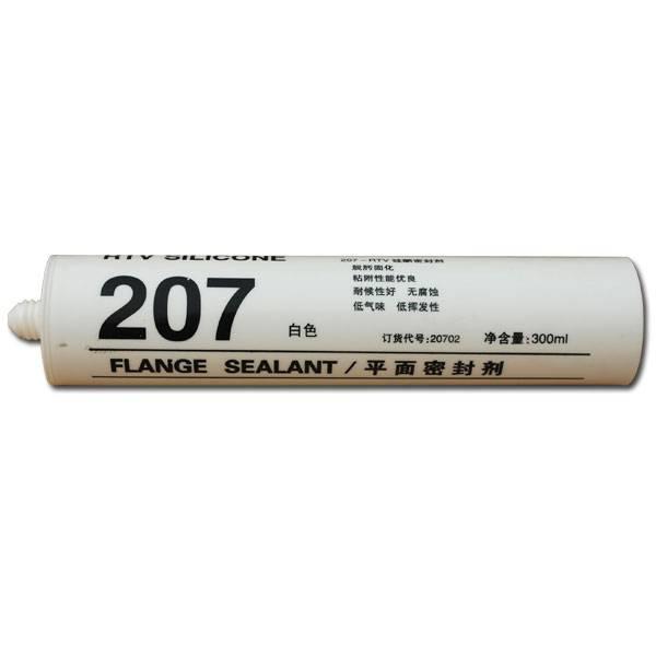 Silicone flange sealant 207,Loctite 207 quality ,RTV silicone sealant