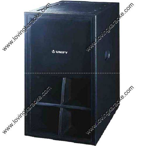 Professional 2-Way 700W 15 Passive Subwoofer Speaker