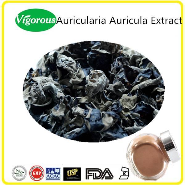 Natural Kohser Halal Auricularia Auricula Extract Powder Polysaccharides