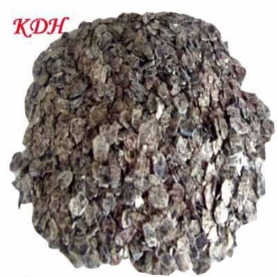 raw silver vermiculite