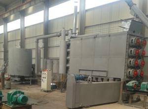 Sawdust Carbonization Furnace for Sale