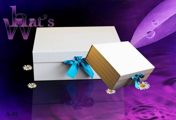Supply paper gift box