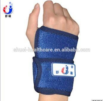 High quality sport wear product wrist wrap brace protector
