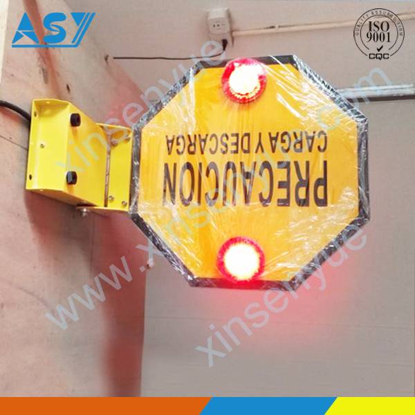 Truck Safety Parts Electric Slow Sign