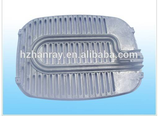 heater cover
