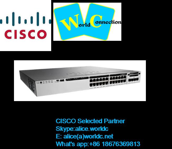 48 10/100/1000 Ethernet Ports Switch WS-C2960X-48FPS-L