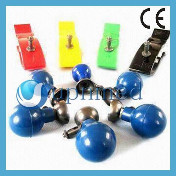 Multifunctional ECG Electrodes