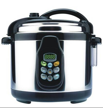 Electric Pressure Cooker With CE&ETL Certification
