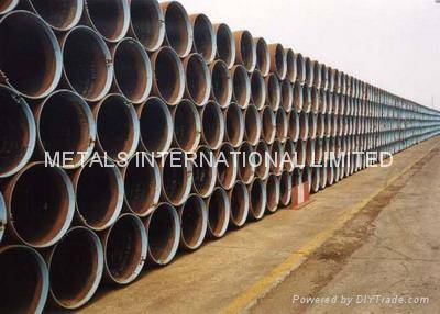API 5L,AS1163,AS2885,ISO 3183,DNV OS-F101,NACE MR0175,NACE TM0177ERW Steel Pipe