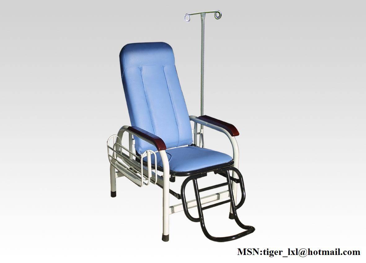 Plastic-sprayed transfusion chairD-4