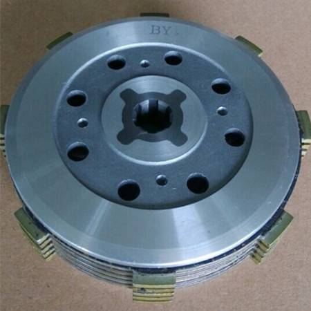 motorcycle parts YBR125 Clutch Center Assembly