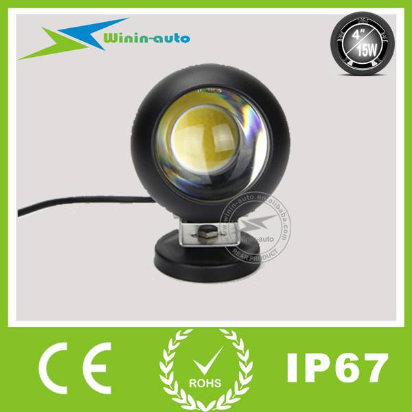 4 15W LED work light for Vehicles ATV 1080 Lumen WI4152