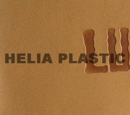 PU leather for label