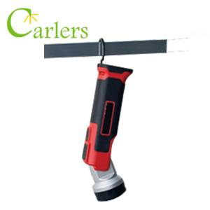 Swivelling Head LED Inspection Light with Strong Magnetic Mounting on Metal Surface