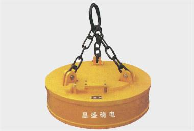 Series MW5 Electric Lifting Magnet