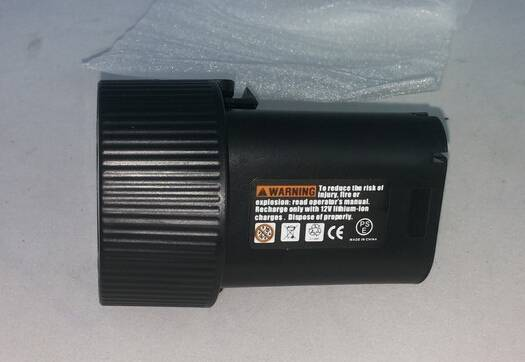 Free Shipping 6pieces 1.5Ah 10.8V Li-ion Battery for MAKITA BL1013 194550-6 194551-4 DF030D DF330D