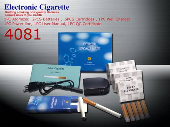 Electronic Cigarette(RN 4081)