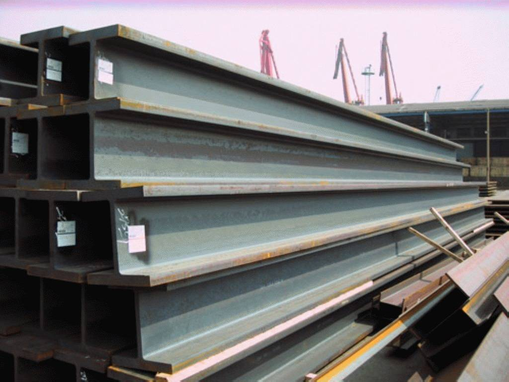 STEEL PROFILES (BEAMS), ANGLES, ROUND BARS, FLAT BARS, SQUARE BARS