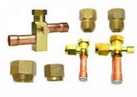 air conditioning spare parts - Service valve