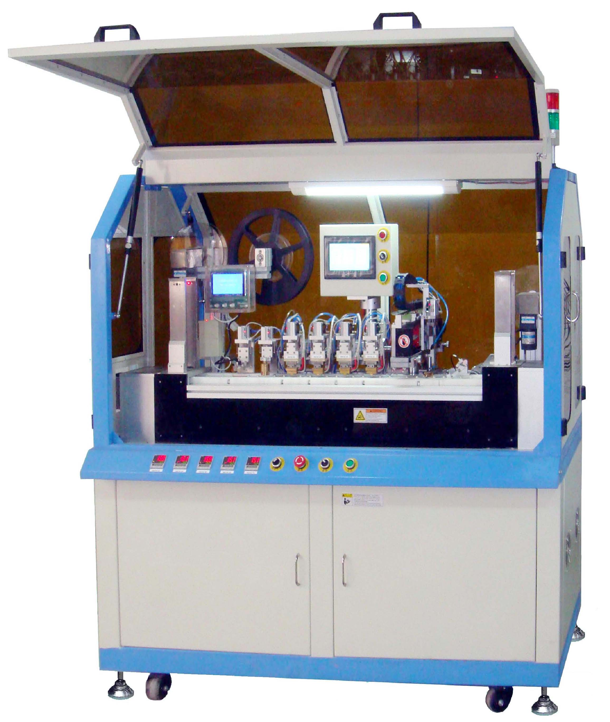 Automatic IC Card Embedding Machine YIE-4000
