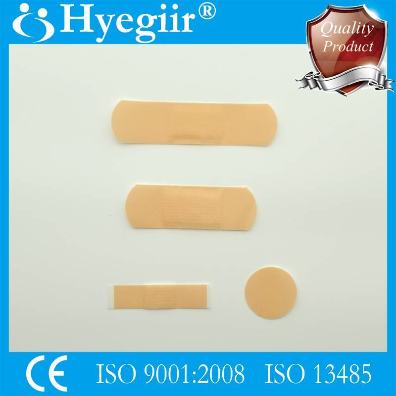 Waterproof PE wound plaster & adhesive bandage