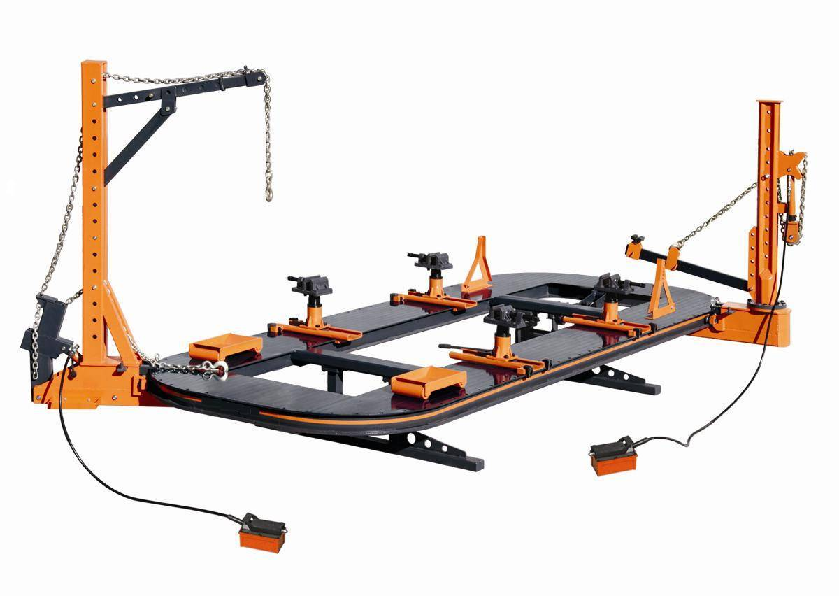 chassis repair system&auto straightener