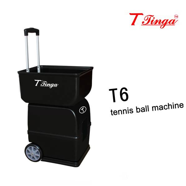 Micro-computer automatic tennis ball machines