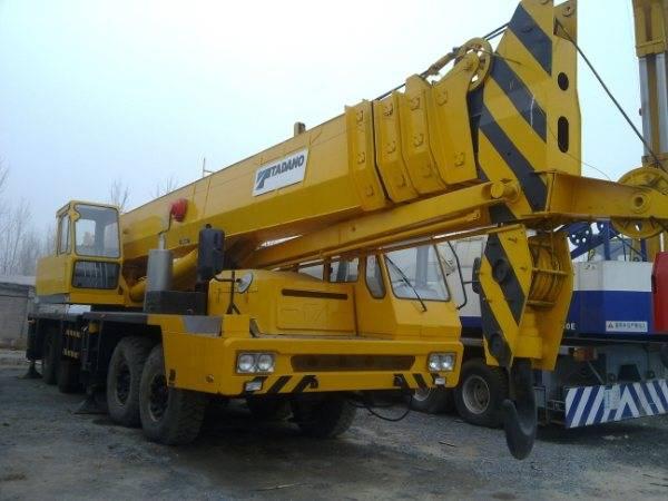 TADANO TG800E used tadano 80ton truck cranes mobile crane 80ton crane TEL:+8613818259435