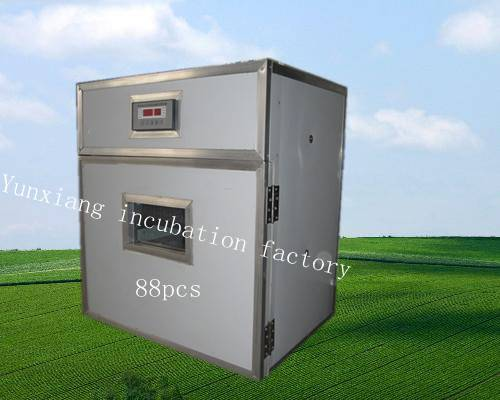 (88) small automatic incubator for poultry eggs