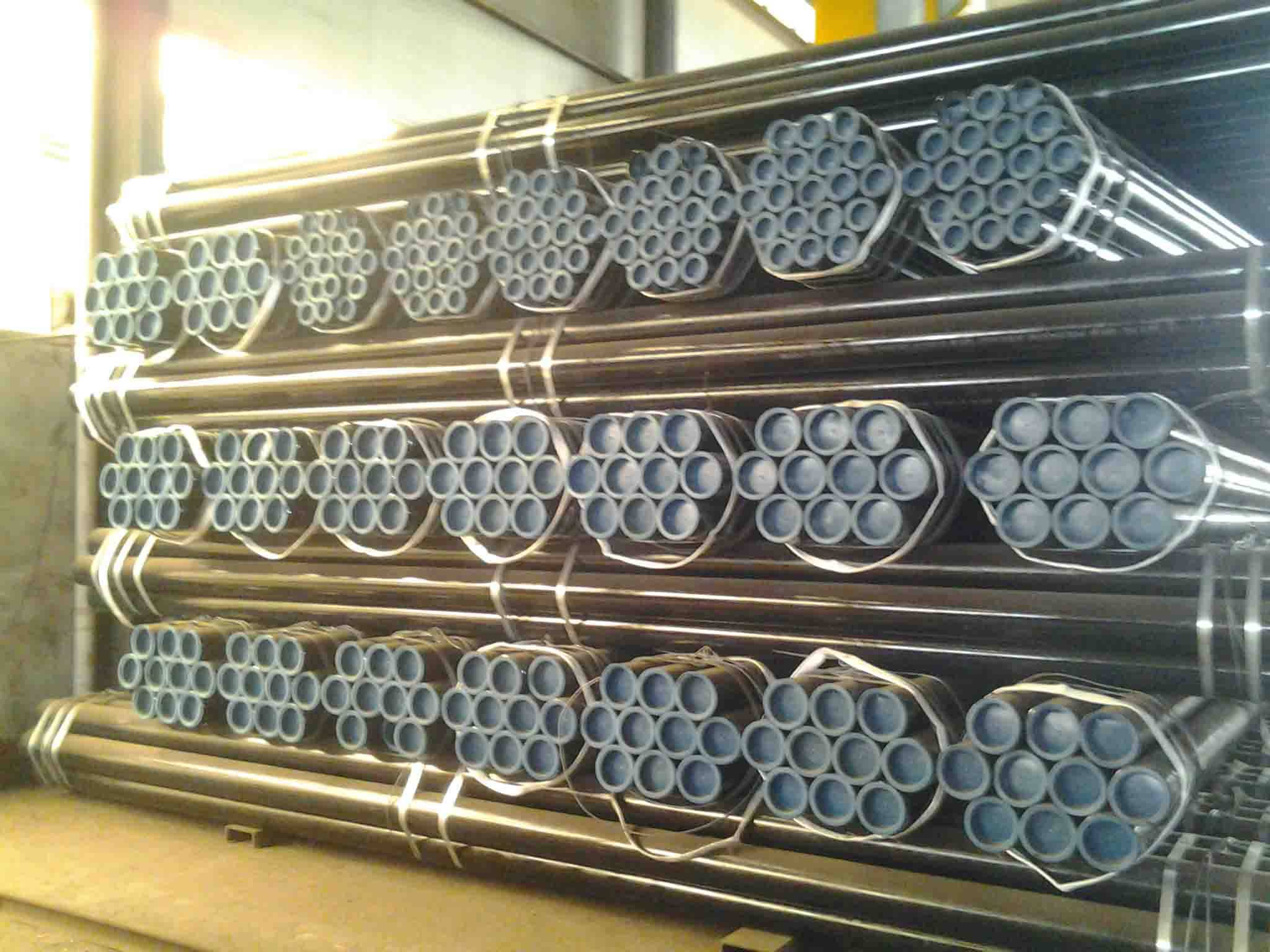 Supply seamless pipe API 5L /ASTM A106 B/ASTM A53 B