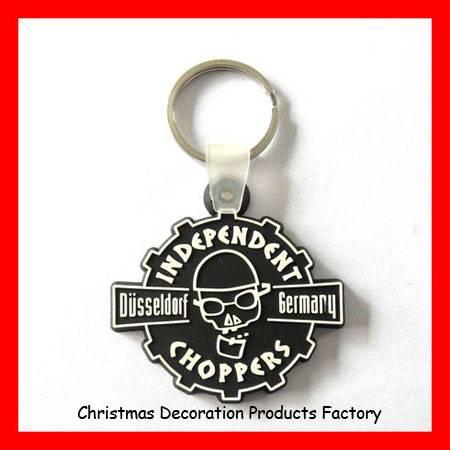 Germany Souvenir soft pvc key chain for promotion