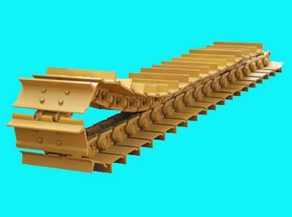 Track shoe assembly for Caterpillar, Komatsu,
