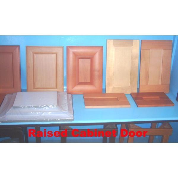 Raised Cabinet Door