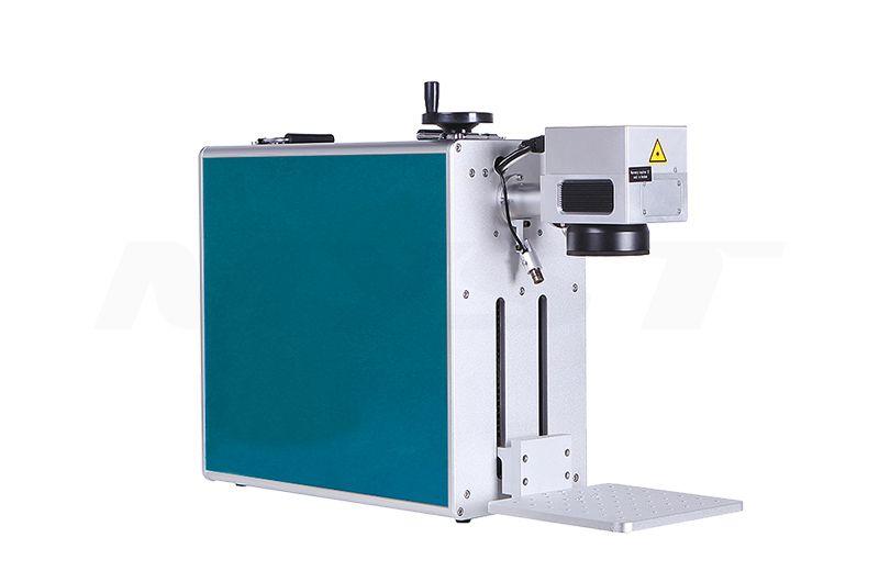 Portable Fiber Laser Marking Machine For Metalfiber laser engraving machine for sale